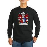 Winston Family Crest Long Sleeve Dark T-Shirt