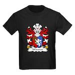 Winston Family Crest Kids Dark T-Shirt