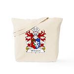Winston Family Crest Tote Bag