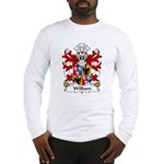 William Family Crest Long Sleeve T-Shirt