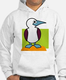 Blue Footed Booby Hoodie