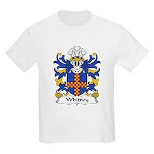 Whitney Family Crest T-Shirt