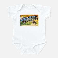 Wyoming Greetings Infant Bodysuit