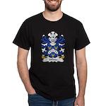 White Family Crest Dark T-Shirt