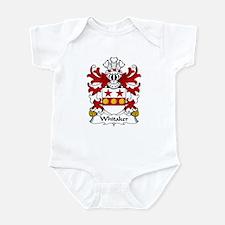 Whitaker Family Crest Infant Bodysuit