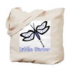 Little Sister Dragonfly Tote Bag