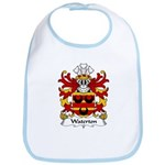 Waterton Family Crest Bib