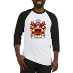 Waterton Family Crest Baseball Jersey
