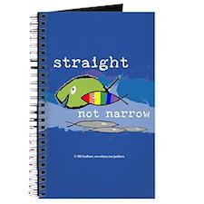 Straight But Not Narrow Journal