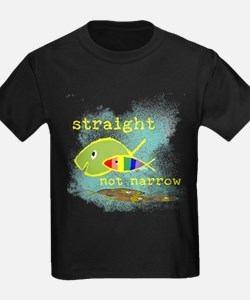 Straight But Not Narrow T