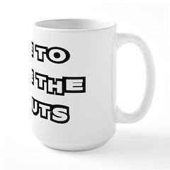 Make The Donuts Mug