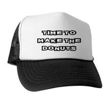 Make The Donuts Trucker Hat