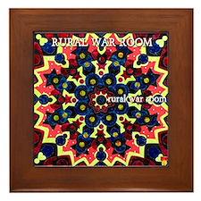 Funny Masters Framed Tile
