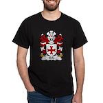 Valle Family Crest Dark T-Shirt