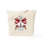 Turbridge Family Crest Tote Bag