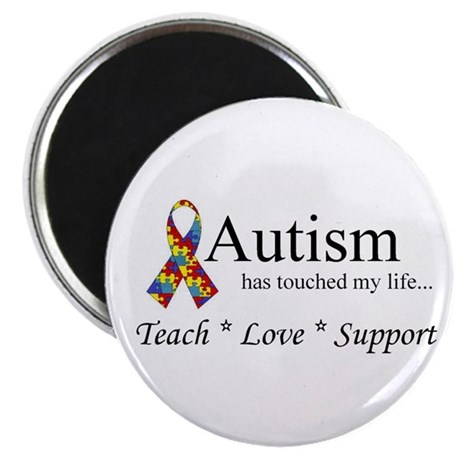 teach,love,support Magnets