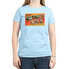 Puerto Rico Greetings T-Shirt