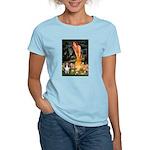 MidEve Sheltie (S) Women's Light T-Shirt