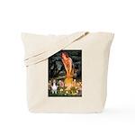 MidEve Sheltie (S) Tote Bag