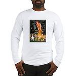 MidEve Sheltie (S) Long Sleeve T-Shirt