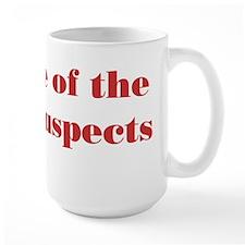 Usual Suspects 2 Mug