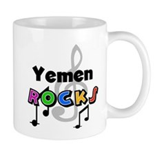 Yemen Rocks Mug