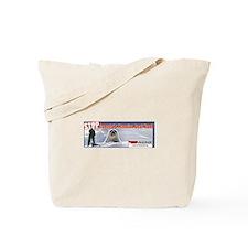 Stop The Hunt Tote Bag