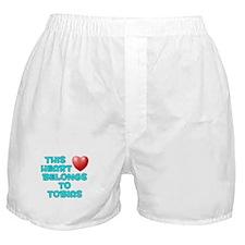 This Heart: Tobias (E) Boxer Shorts
