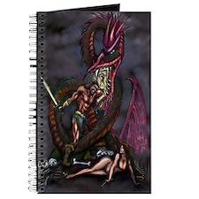 Cute Dragon slayers Journal