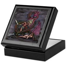 Unique Dragon slayers Keepsake Box
