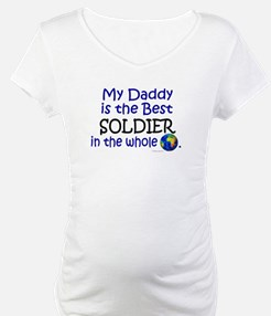 Best Soldier In The World (Daddy) Shirt