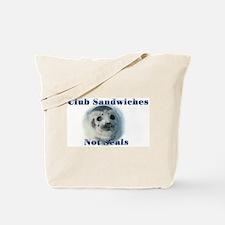 Club Sandwiches Tote Bag