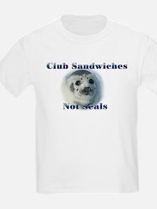 Club Sandwiches Kids T-Shirt