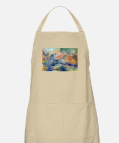Abstract BBQ Apron