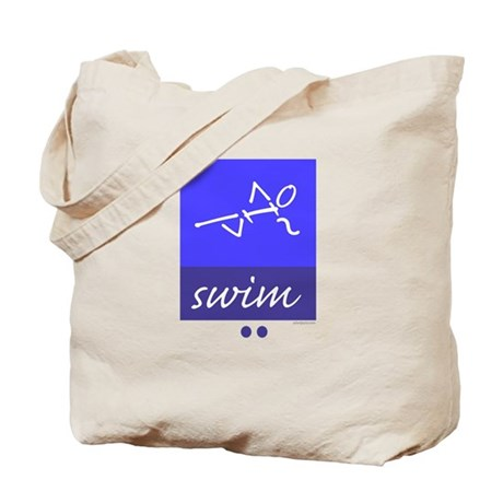 Swim Tote Bag