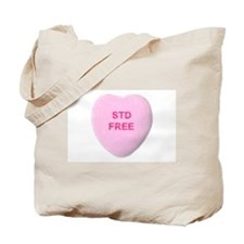 STD Free Tote Bag