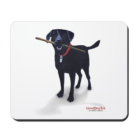 STICK CHASER Mousepad
