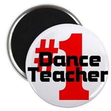 #1 Dance Teacher Magnet