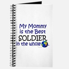 Best Soldier In The World (Mommy) Journal