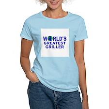 World's Greatest Griller T-Shirt