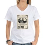 Birdcage Theater Women's V-Neck T-Shirt