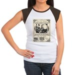 Birdcage Theater Women's Cap Sleeve T-Shirt