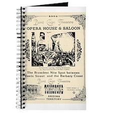 Birdcage Theater Journal