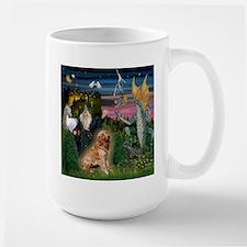 The Magical Golden Large Mug