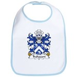 Trahaearn Family Crest Bib