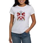 Thimbleby Family Crest Women's T-Shirt