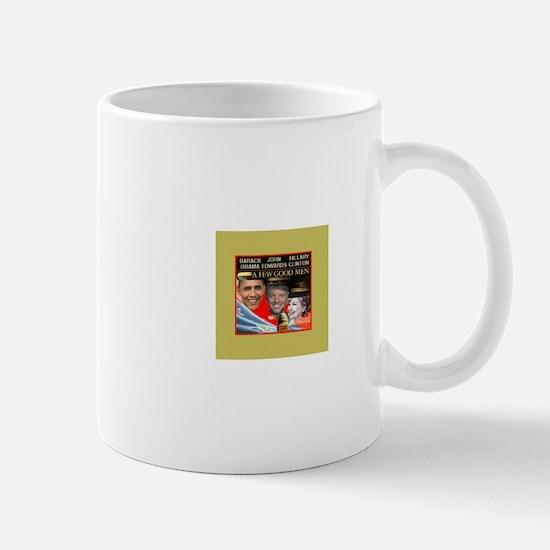 Obama Edwards Clinton  Mug