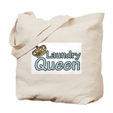 Laundry Queen Tote Bag