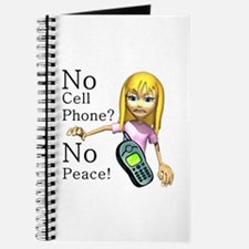 No Cell Phone Journal