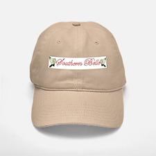Southern Belle Baseball Baseball Cap